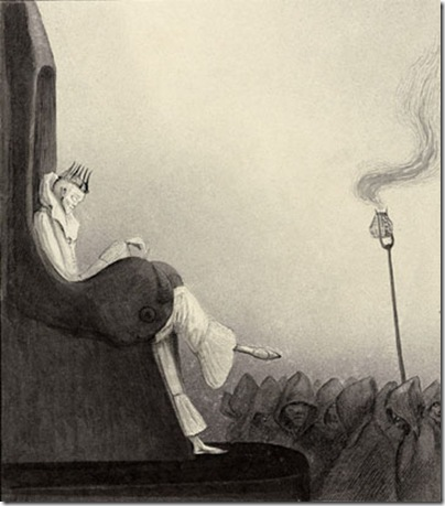 Alfred-Kubin- The Last King