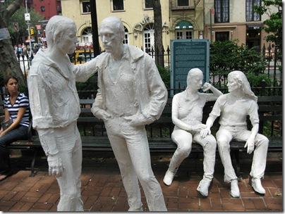 George-Segal-Sculptures