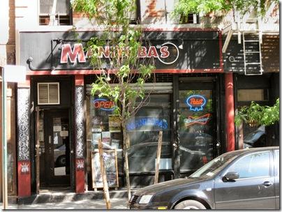 Manitoba's Bar