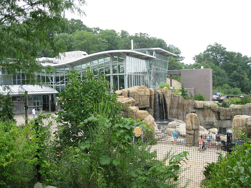 Pittsburgh Zoo – Steel City Animals | Williamsport Web Developer Weblog