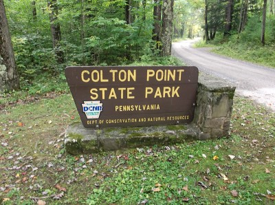 Colton Point State Park