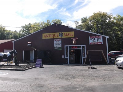 Pocono Peddler's Village Antique Mall