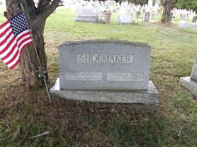 Shoemaker's Grave