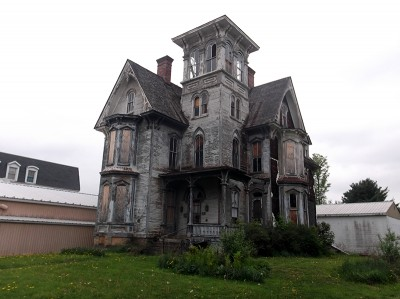 Creepy Coudersport Mansion