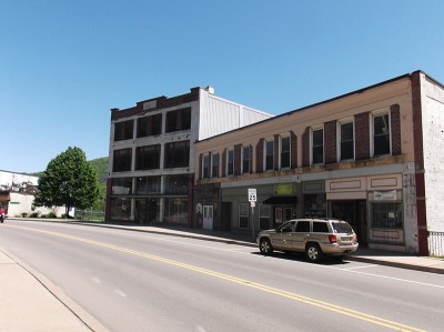 Galeton Commercial Buildings