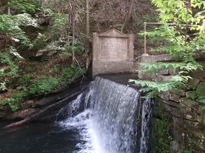 Zindel Park Waterfall