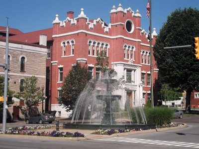 Bloomsburg Fountain