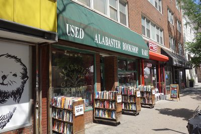 Alabaster Bookshop