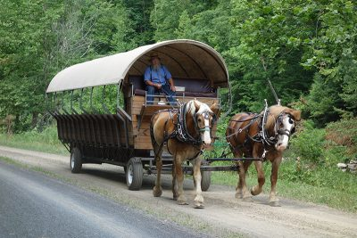 Ole Covered Wagon Tours
