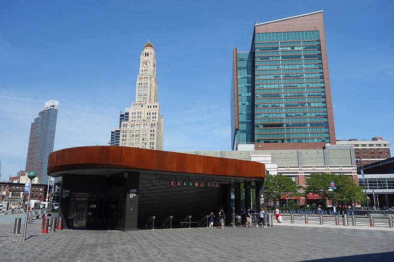 Barclays Center Station