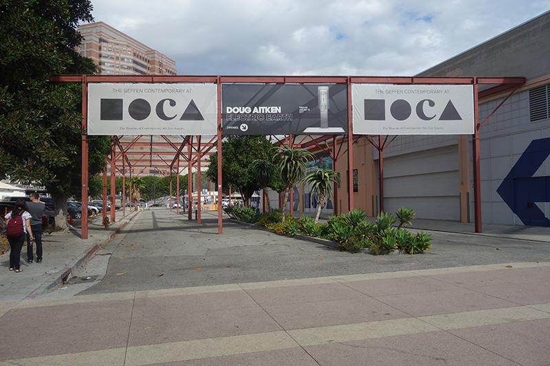 Geffen Contemporary at MOCA