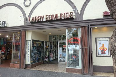 Larry Edmunds Cinema Bookshop