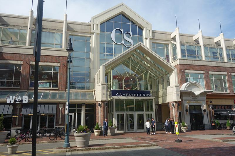 CambridgeSide Galleria