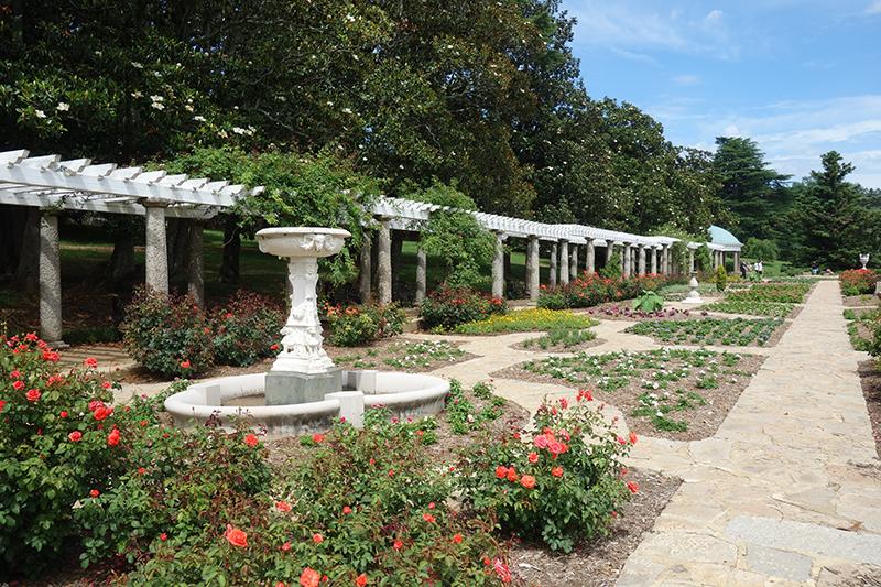 Maymont Park Italian Garden