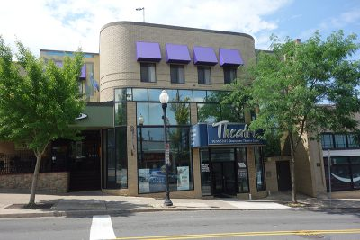 Penn State Downtown Theatre Center