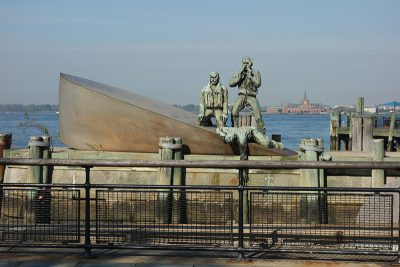 American Merchant Mariners Memorial