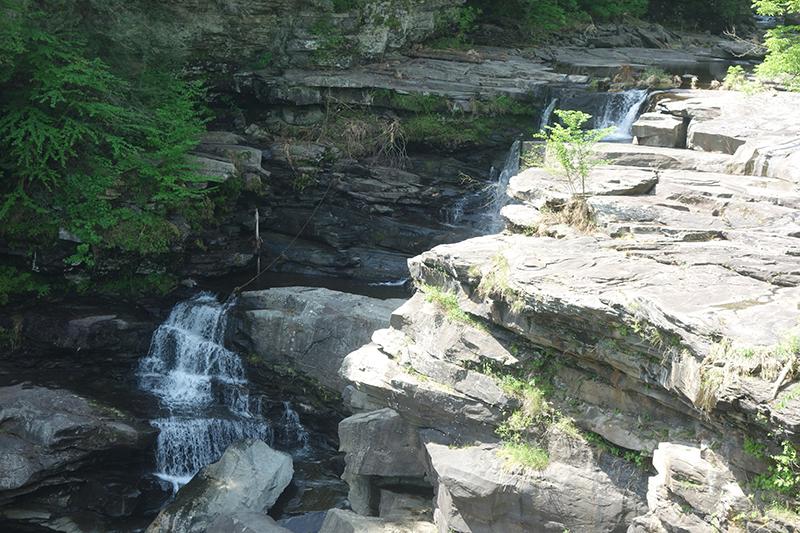 Paupack High Falls
