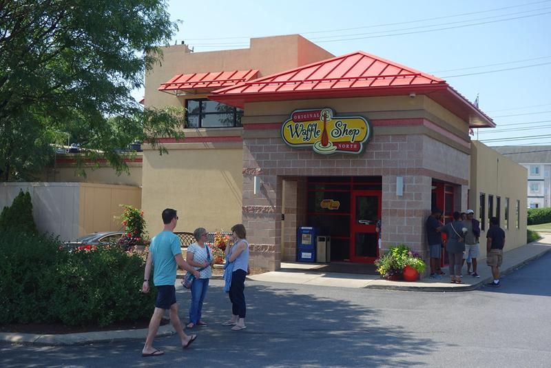The Original Waffle Shop