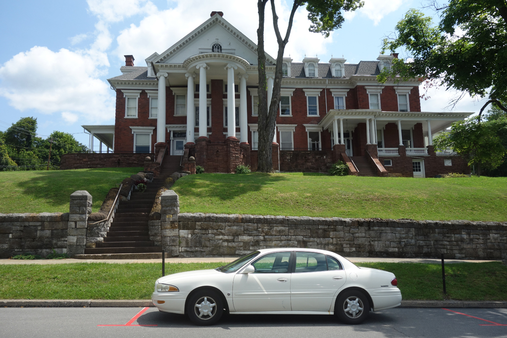 Hastings Mansion